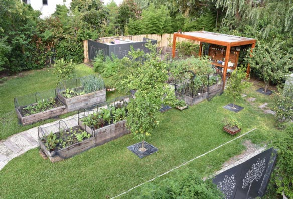 Stewart murray proyectos for Jardines particulares